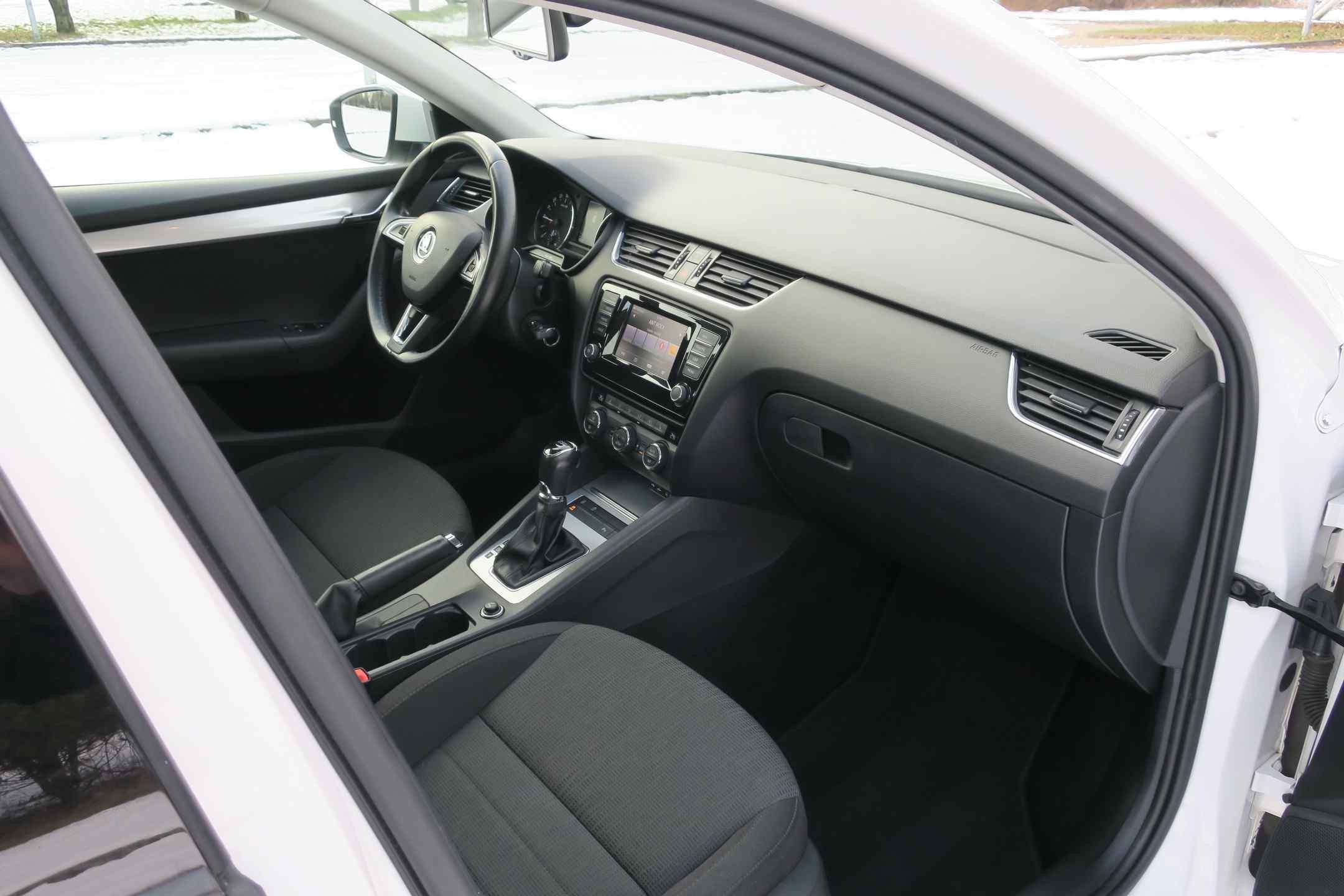 Škoda Octavia III Combi 2.0 TDI DSG Business