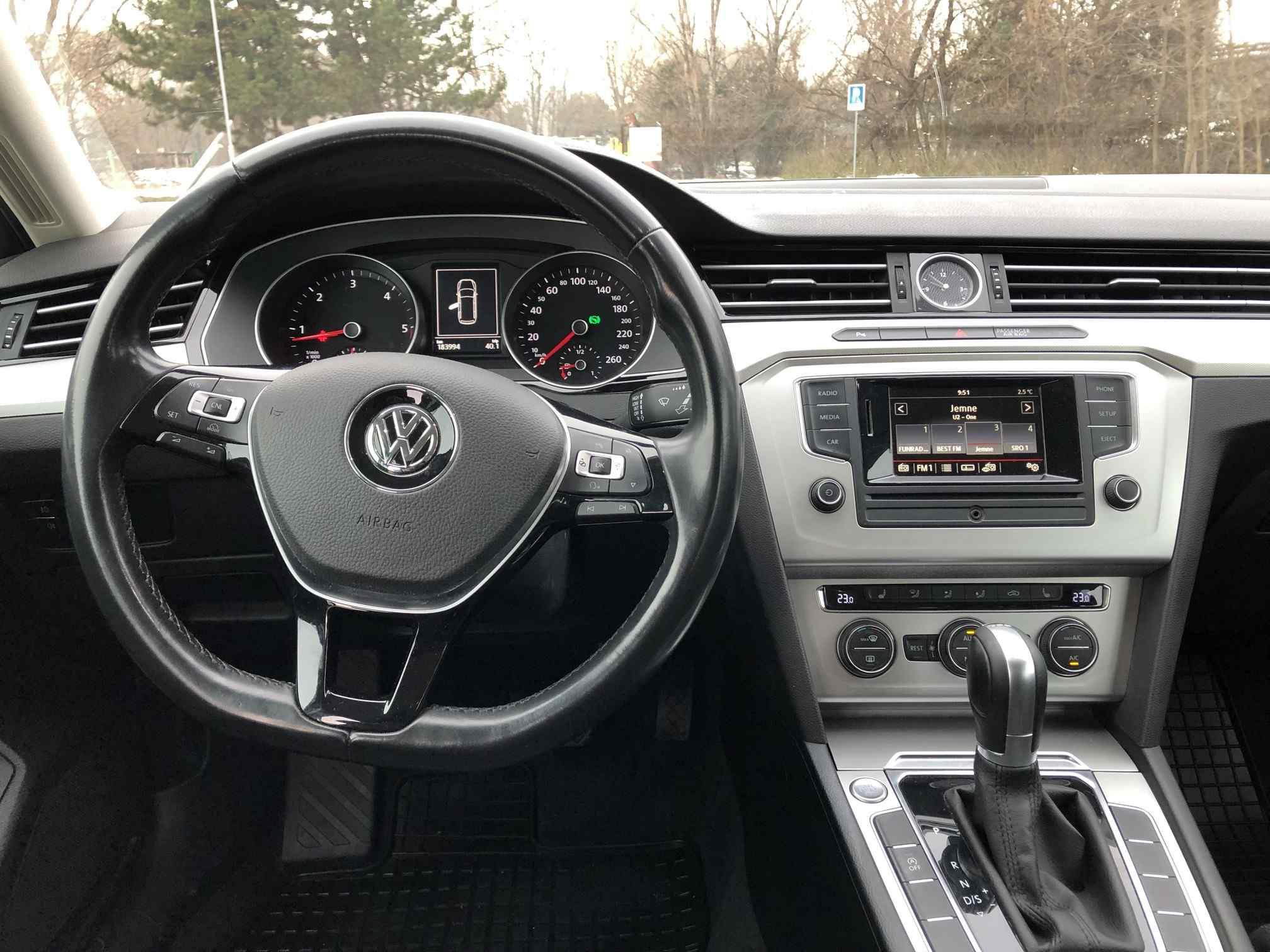 Volkswagen Passat Variant 2.0 TDI Comfortline DSG