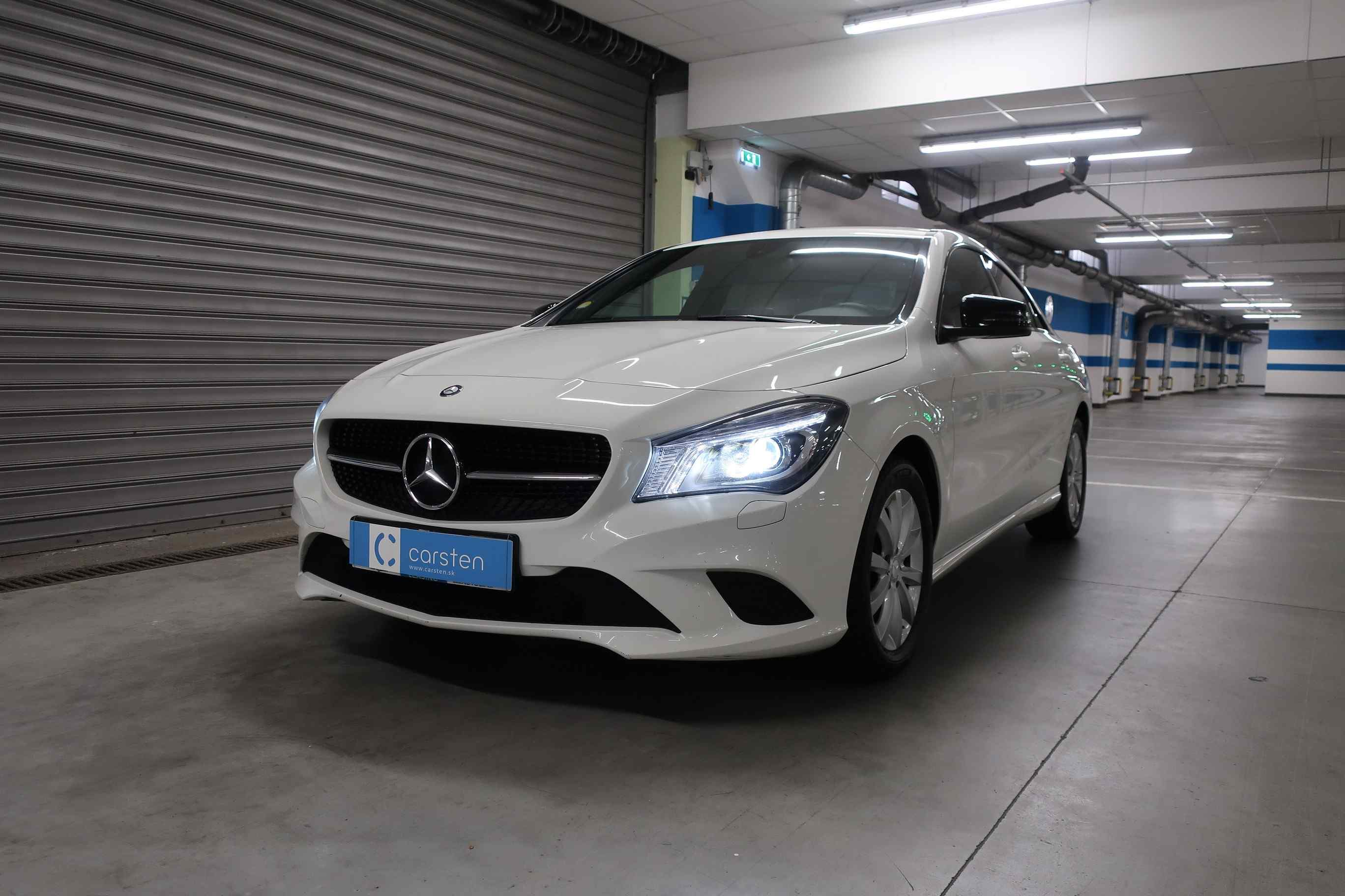 Mercedes CLA 200 CDI Urban Night