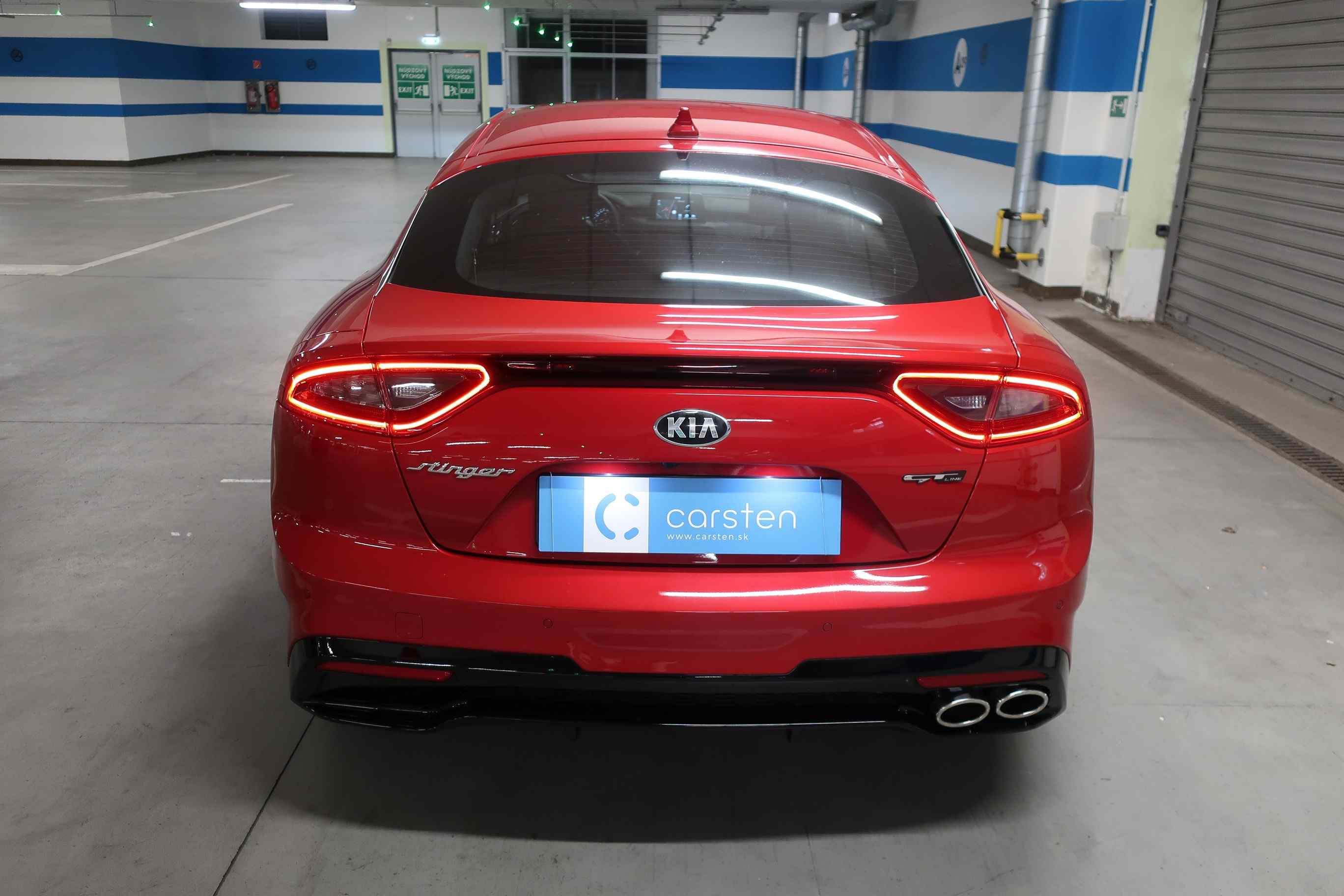 Kia Stinger 2.2 CRDi 4WD AT GT Line