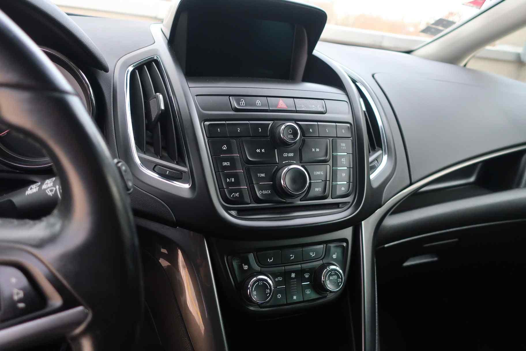 Opel Zafira Tourer 2.0 CDTI Cosmo AT