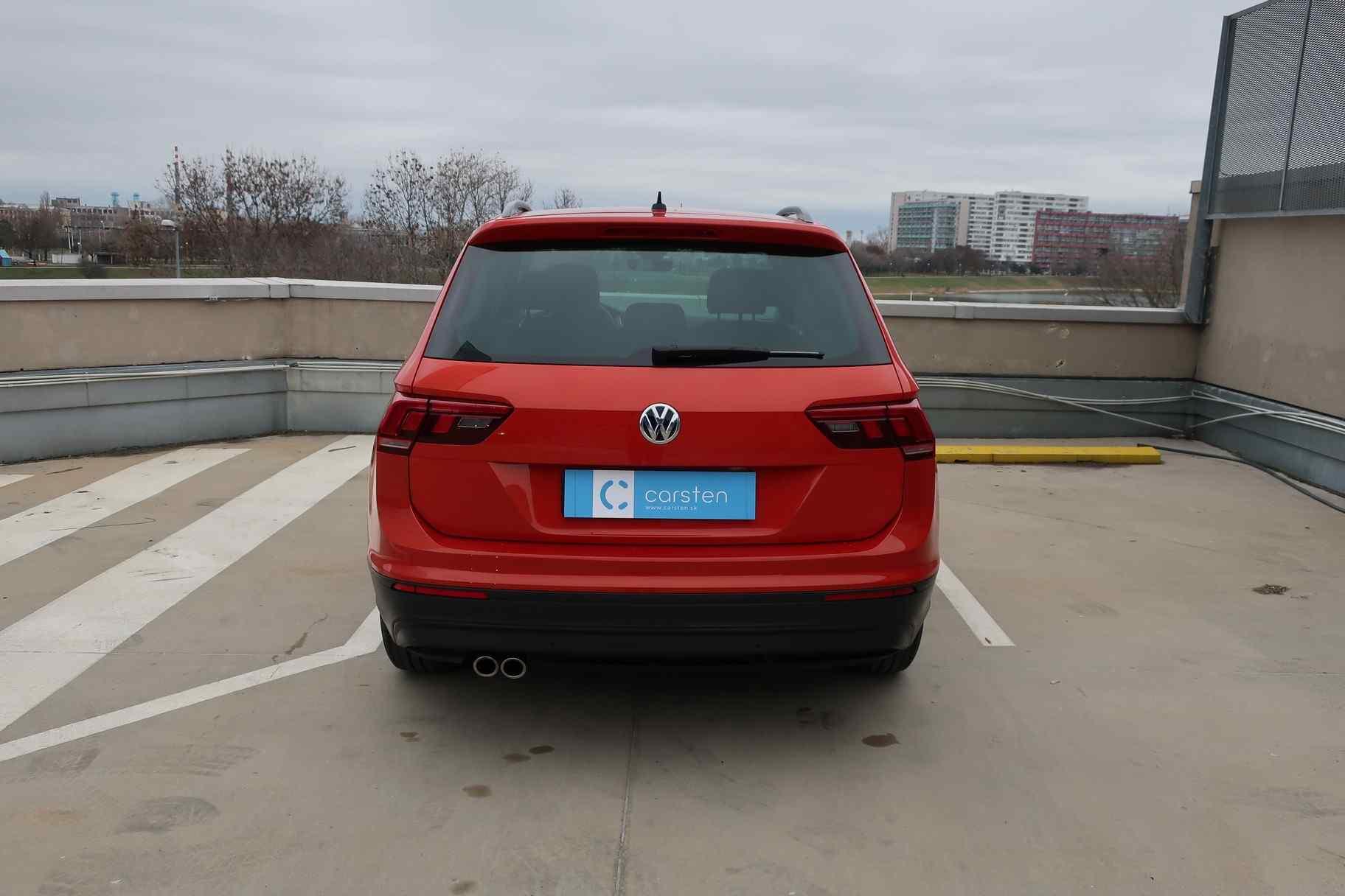 Volkswagen Tiguan 2.0 TDI BMT DSG Comfortline