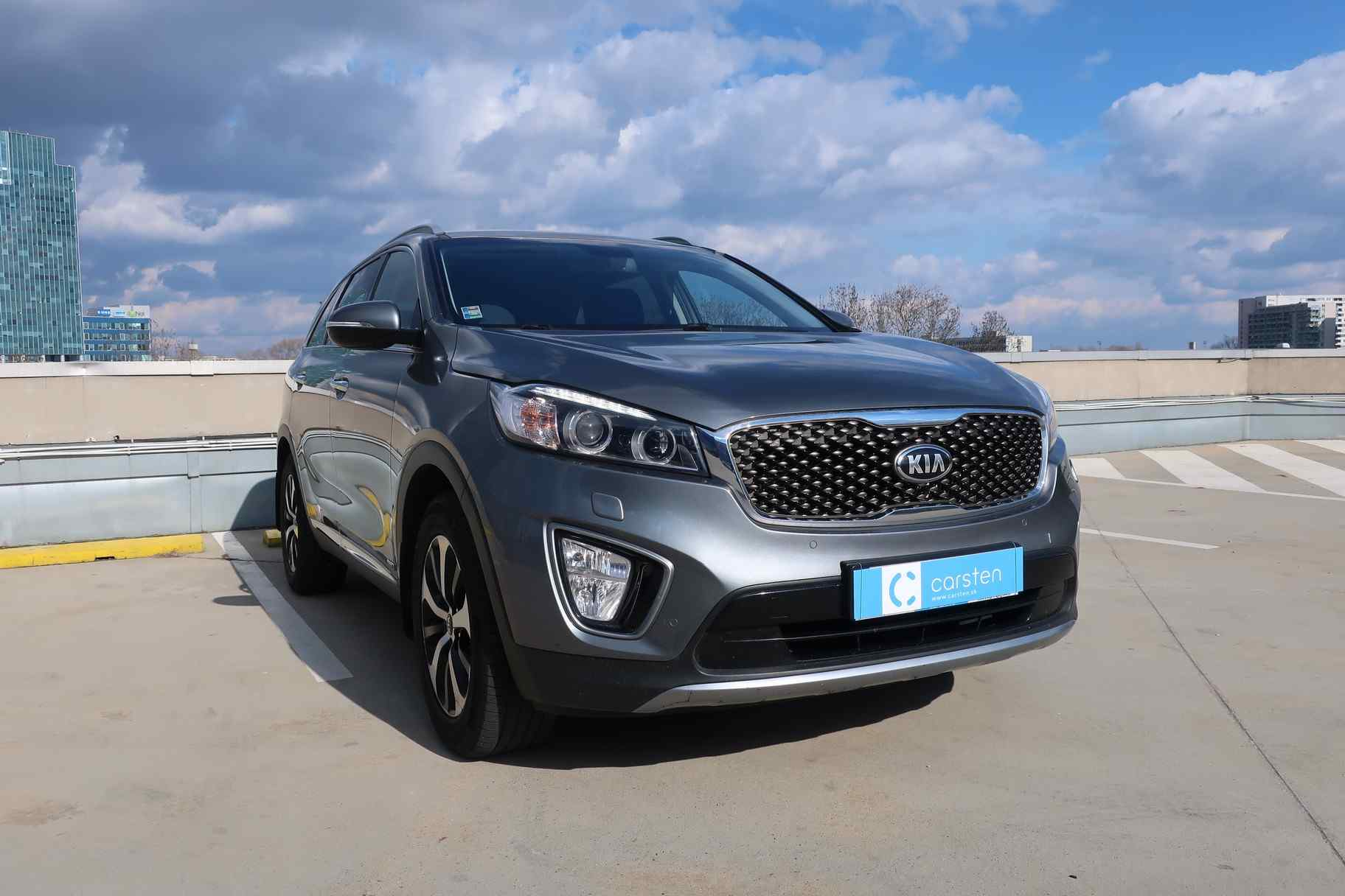 Kia Sorento 2.2 CRDi 4WD AT Gold