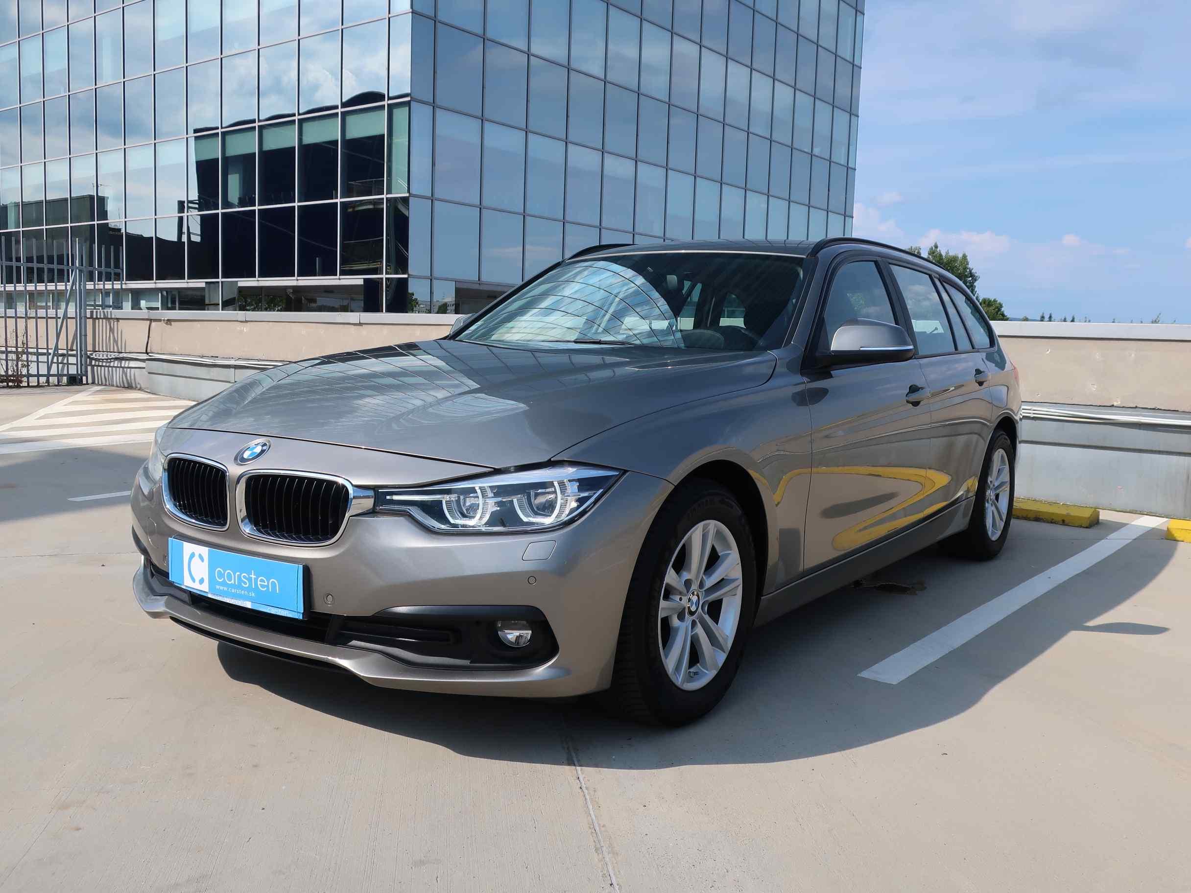 BMW 318d Touring Advantage