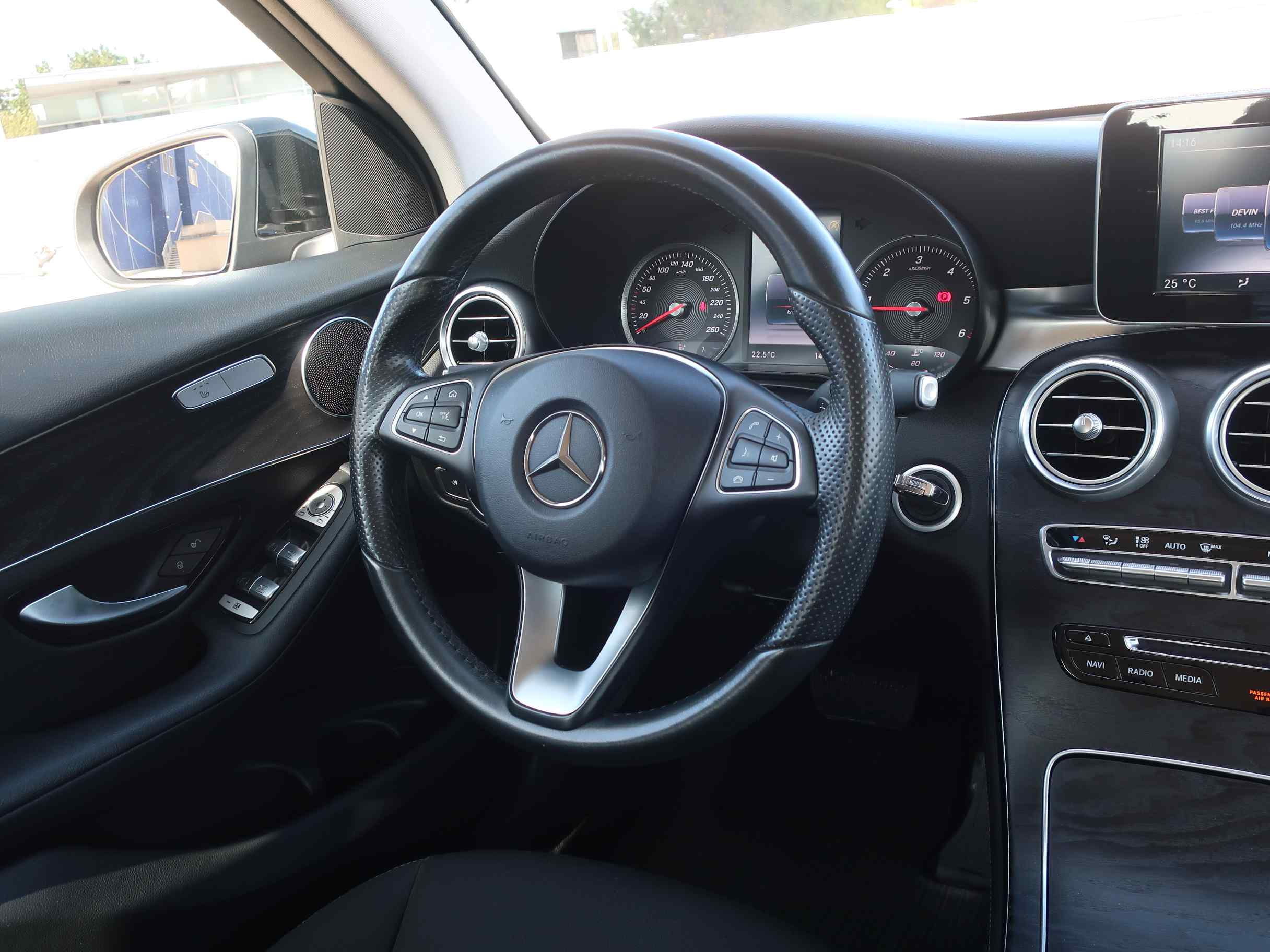 Mercedes GLC 250d 4matic