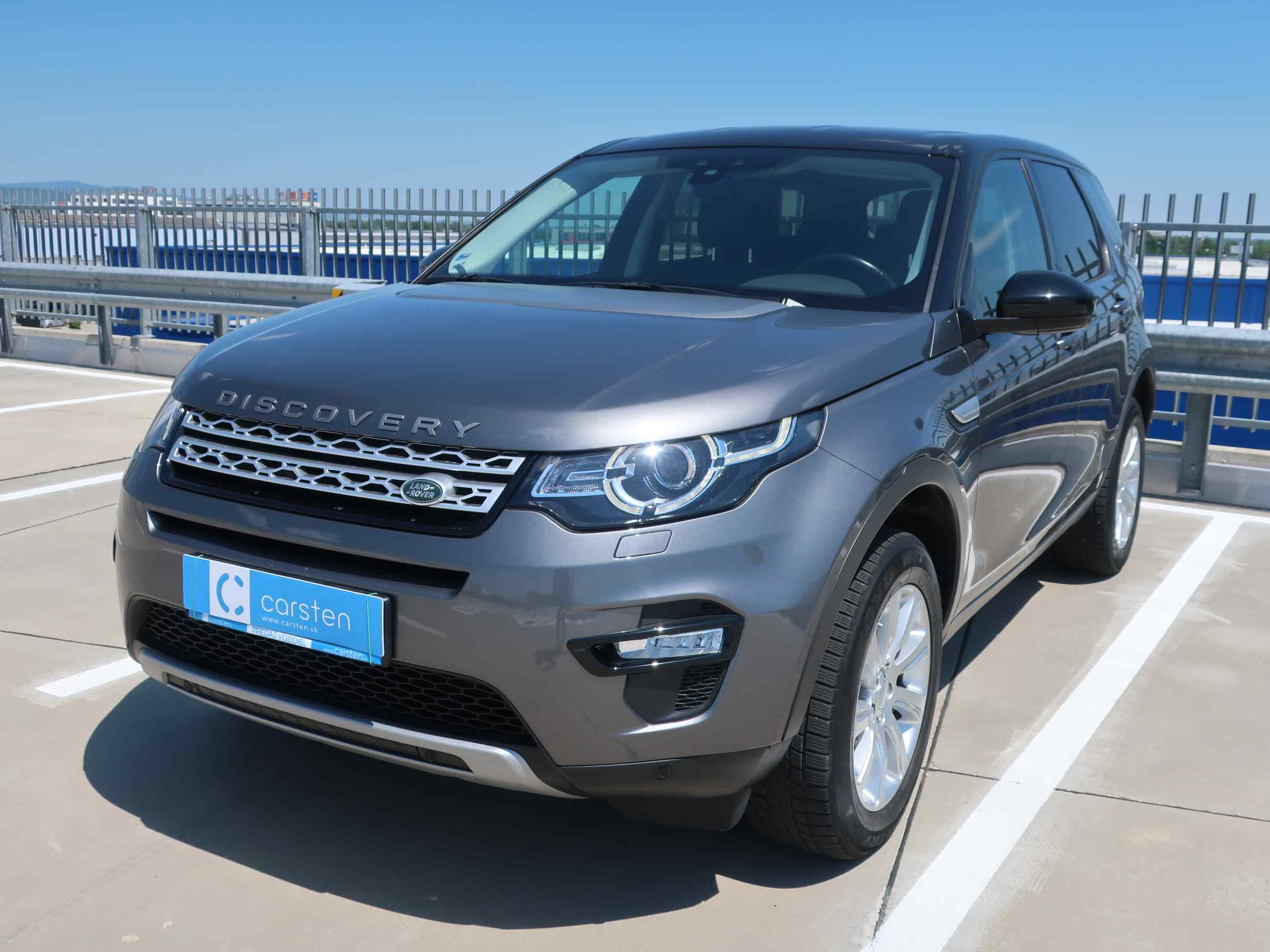 Land Rover Discovery Sport 2.0 Td4 HSE 180HP